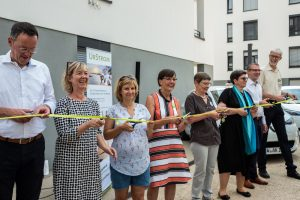 2018 Eröffnung UrStromMobil UrStrom eG-Laura Schröder