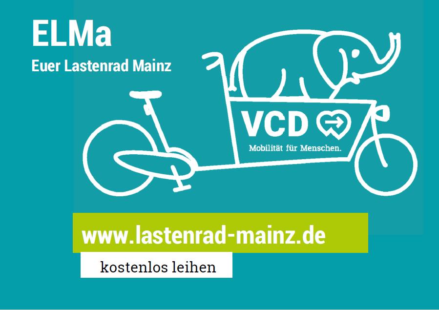 ElMa Lastenrad Mainz